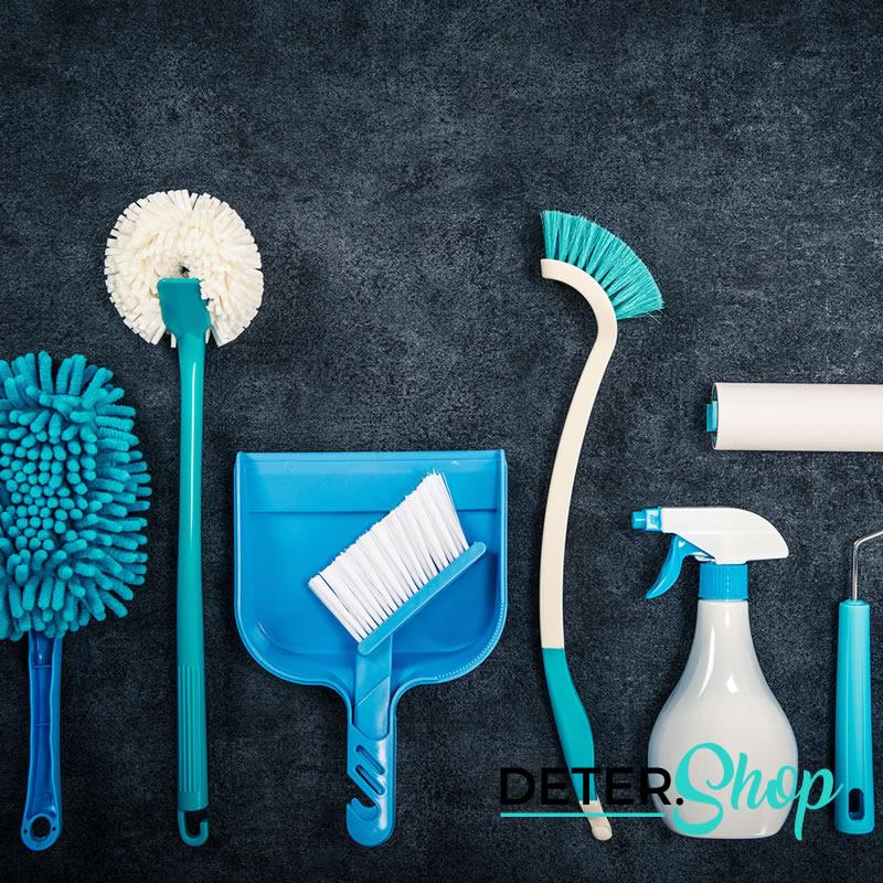 Attrezzature pulizia Deter.shop