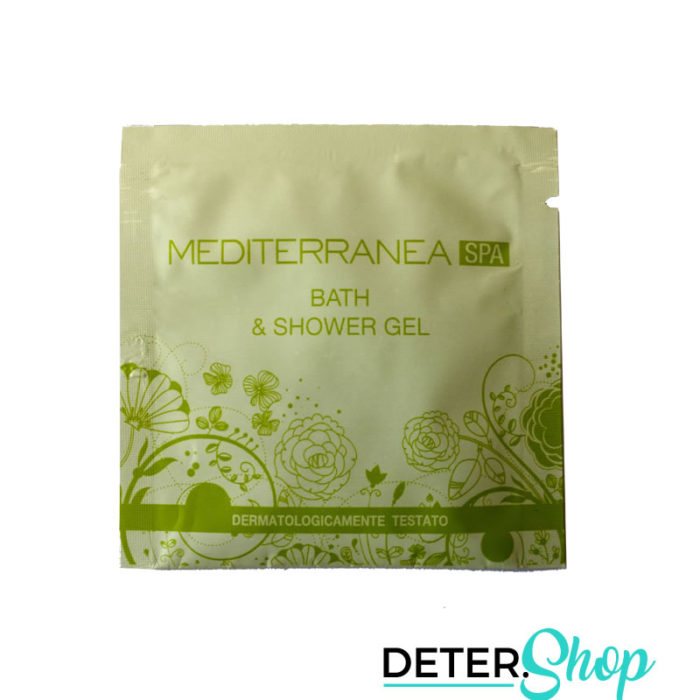 MEDITERRANEA SPA BATH SHOWE GEL