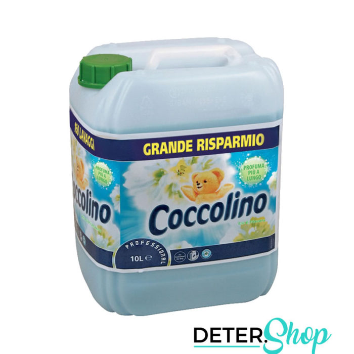 COCCOLINO AMMORBIDENTE 10 lt