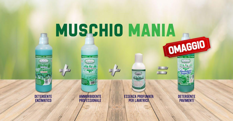 Muschio Mania Pacchetto