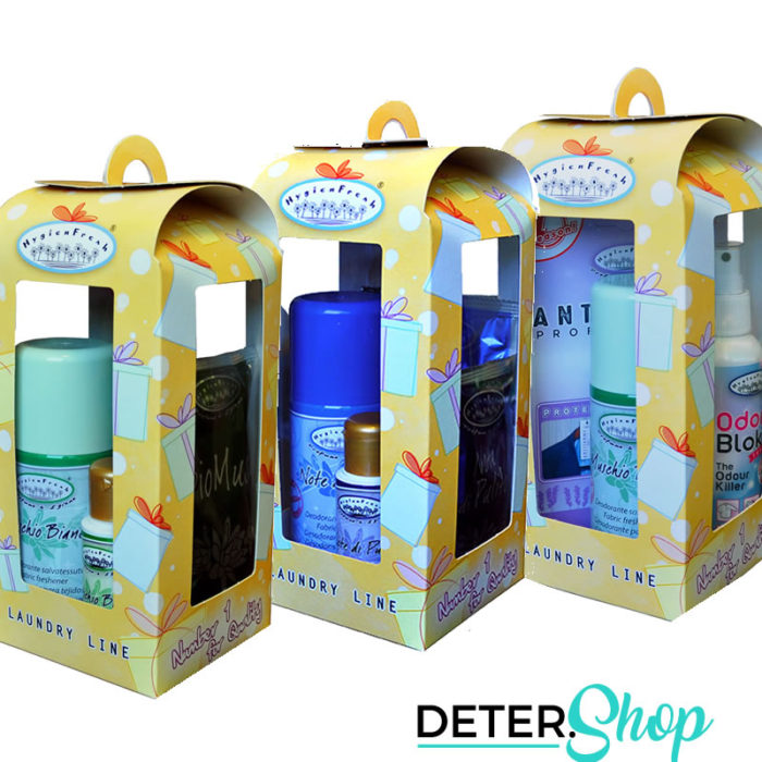 IDEE REGALO HYGIENFRESH LAUNDRY BOX