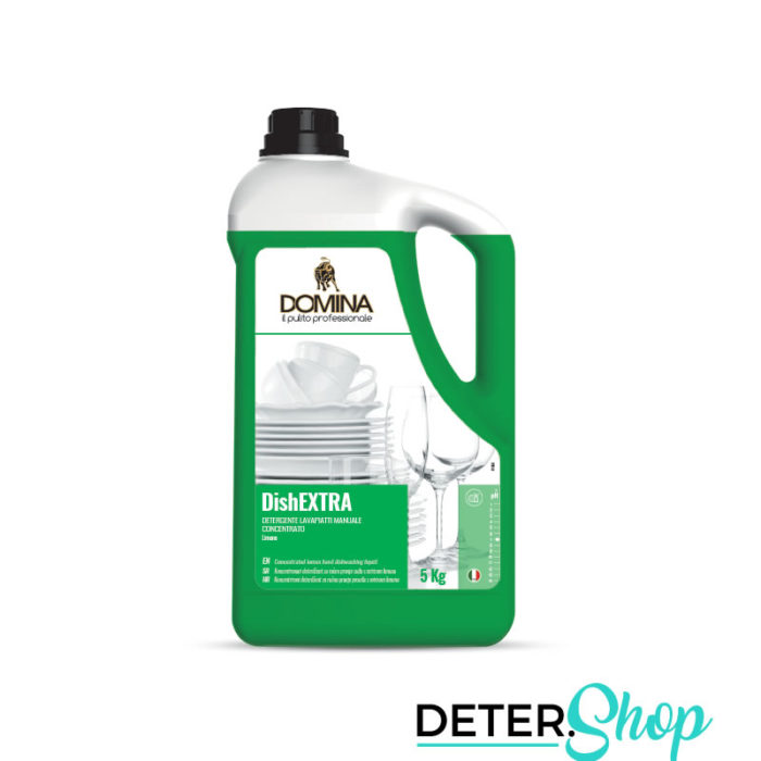 DETERSHOP CUCINA DOMINA DISHEXTRA 5LT