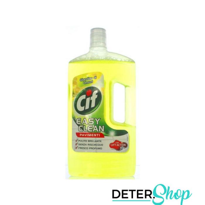DETERSHOP PAVIMENTI CIF EASY CLEAN LIMONE 1LT