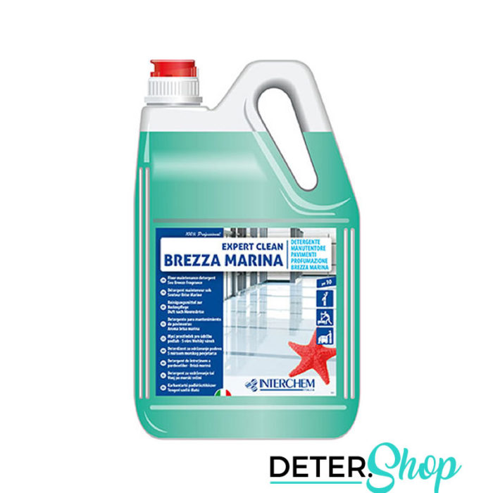 DETERSHOP PAVIMENTI INTERCHEMITALIA EXPERT CLEAN BREZZA MARINA 5LT
