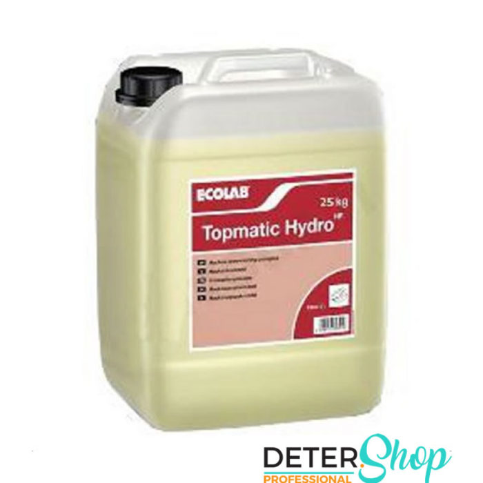 DETERSHOP ECOLAB TOPMATIC HYDRO IT 25KG