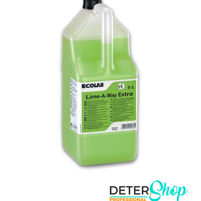 DETERSHOP ECOLAB LIME A WAY EXTRA 5L