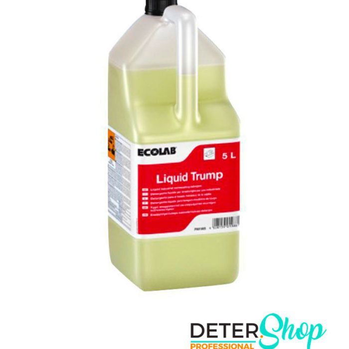 DETERSHOP ECOLAB LIQUID TRUMP 5L