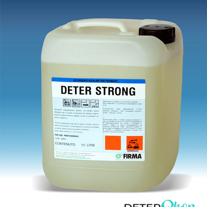 DETER STRONG