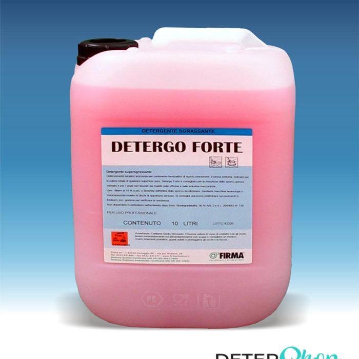 DETERGO FORTE